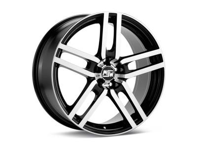 MSW Avantgarde MSW 11 Black Diamond Cut Wheel