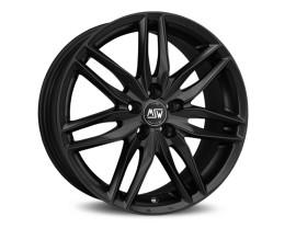 MSW Avantgarde MSW 24 Matt Black Wheel