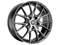MSW Avantgarde MSW 25 Matt Titanium Full Polished Wheel