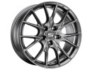 MSW Avantgarde MSW 25 Matt Titanium Wheel