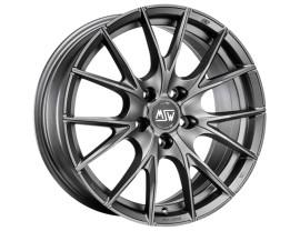 MSW Avantgarde MSW 25 Matt Titanium Wheel