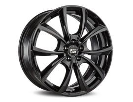 MSW Avantgarde MSW 27 Gloss Black Wheel