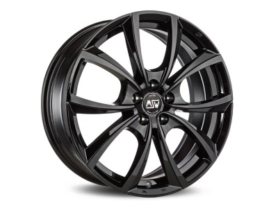 MSW Avantgarde MSW 27 Gloss Black Wheel