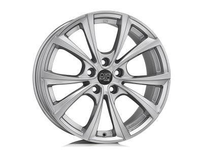 MSW Avantgarde MSW 27T Full Silver Wheel