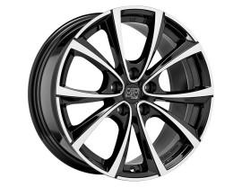 MSW Avantgarde MSW 27T Gloss Black Full Polished Wheel