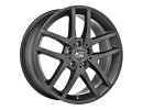 MSW Avantgarde MSW 28 Matt Dark Grey Wheel