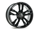MSW Avantgarde MSW 71 Gloss Black Wheel