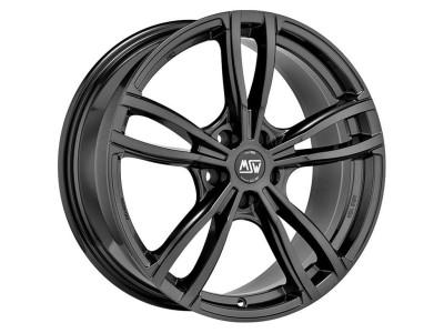 MSW Avantgarde MSW 73 Gloss Dark Grey Wheel