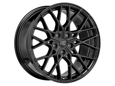 MSW Avantgarde MSW 74 Gloss Black Wheel