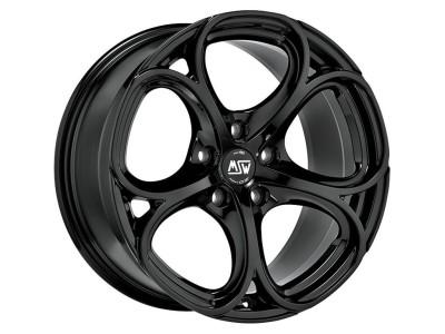 MSW Avantgarde MSW 82 Gloss Black Wheel