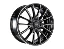 MSW Avantgarde MSW 86 Black Full Polished Wheel