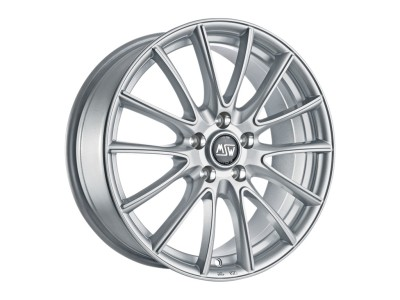 MSW Avantgarde MSW 86 Full Silver Wheel