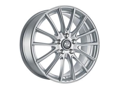 MSW Avantgarde MSW 86 Full Silver Wheel