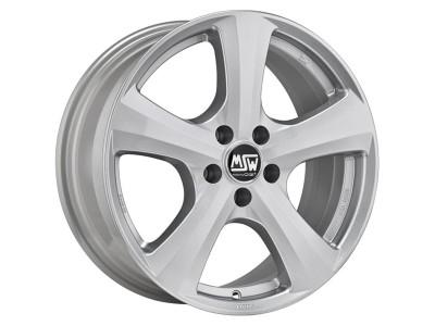 MSW Off-Road MSW 19 Full Silver Wheel
