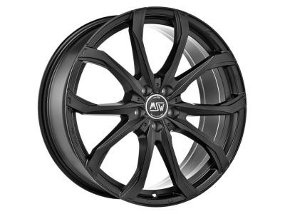 MSW Off-Road MSW 48 Matt Black Wheel
