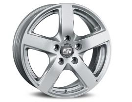 MSW Off-Road MSW 55 Full Silver Wheel