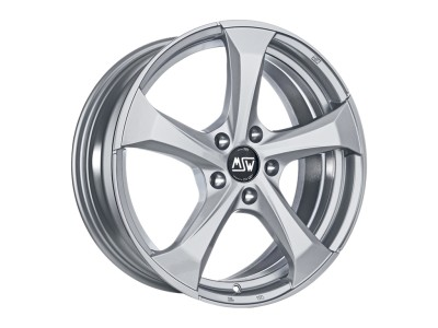 MSW Urban Cross MSW 47 Full Silver Wheel