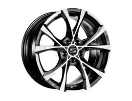 MSW Urban Cross MSW Cross Over Black Full Polished Wheel