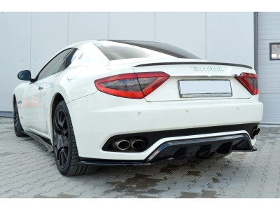 Maserati GranTurismo MX Rear Bumper Extension
