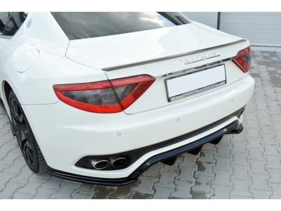 Maserati GranTurismo MX Rear Wing Extension