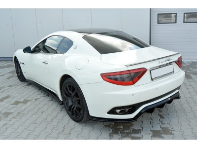 Maserati GranTurismo MX Side Skirt Extensions