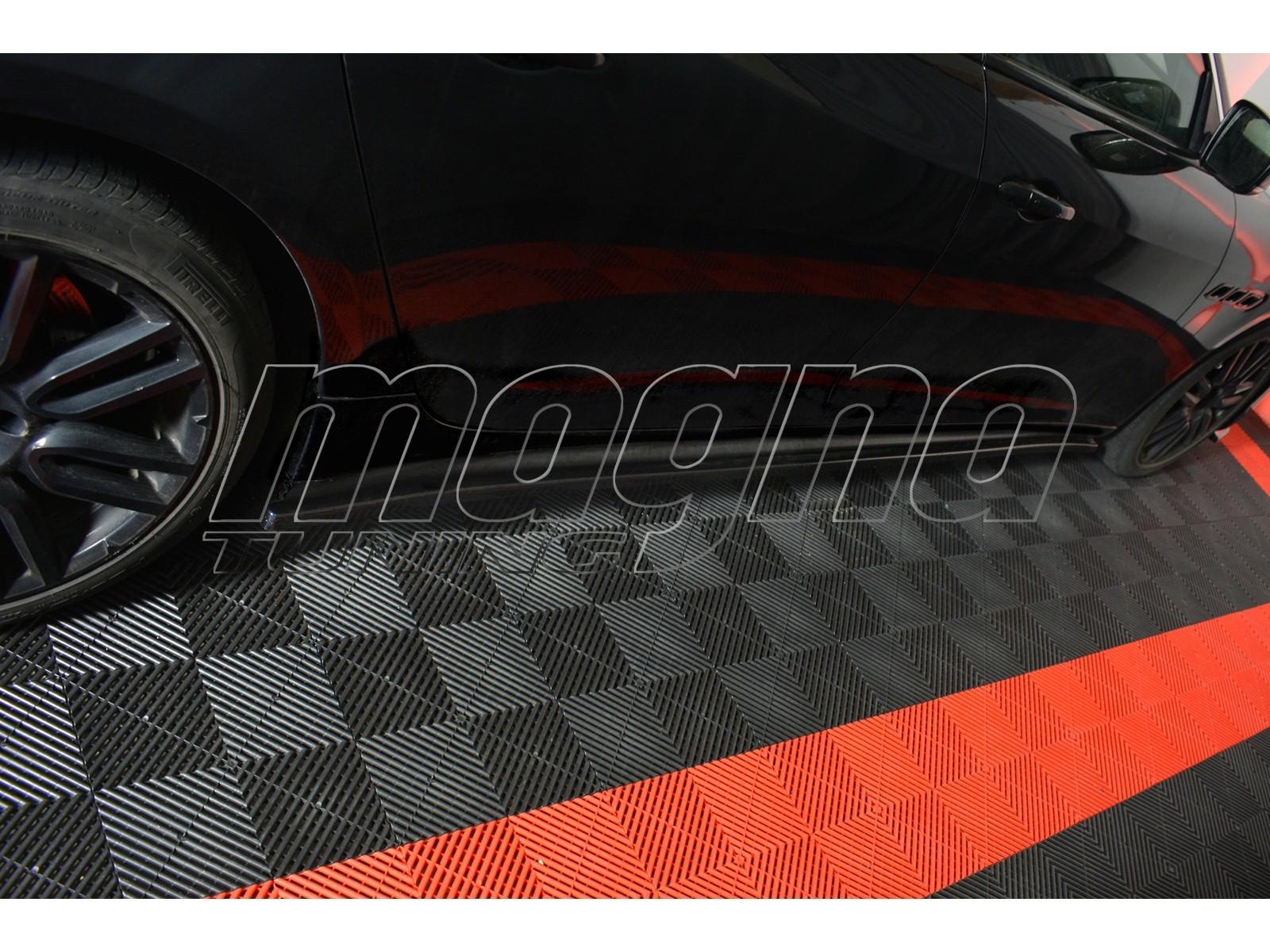 Maserati Quattroporte M156 MX Body Kit