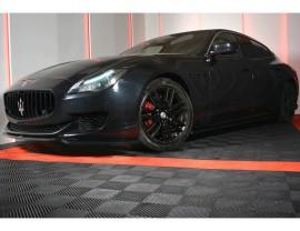 Maserati Quattroporte M156 MX Elso Lokharito Toldat