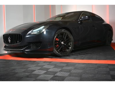 Maserati Quattroporte M156 MX Side Skirt Extensions