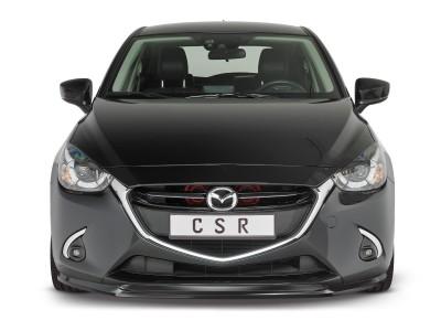Mazda 2 DJ Crono Front Bumper Extension