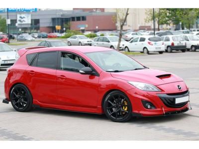 Mazda 3 BL MPS Master Front Bumper Extension