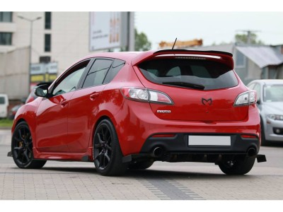 Mazda 3 BL MPS Master Rear Bumper Extension