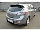 Mazda 3 BL Sport Extensie Bara Spate RaceLine