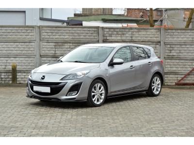 Mazda 3 BL Sport MX Seitenschwelleransatze