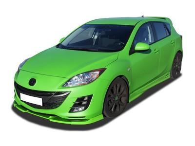 Mazda 3 BL V2 Front Bumper Extension