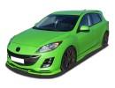 Mazda 3 BL Verus-X Front Bumper Extension