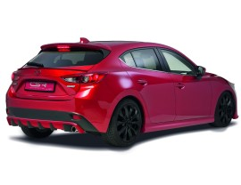 Mazda 3 BM Cronos Rear Bumper Extension