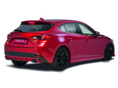 Mazda 3 BM Cronos Rear Bumper Extension