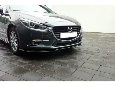 Mazda 3 BM MX Front Bumper Extension