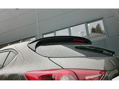 Mazda 3 BM MX Rear Wing Extension
