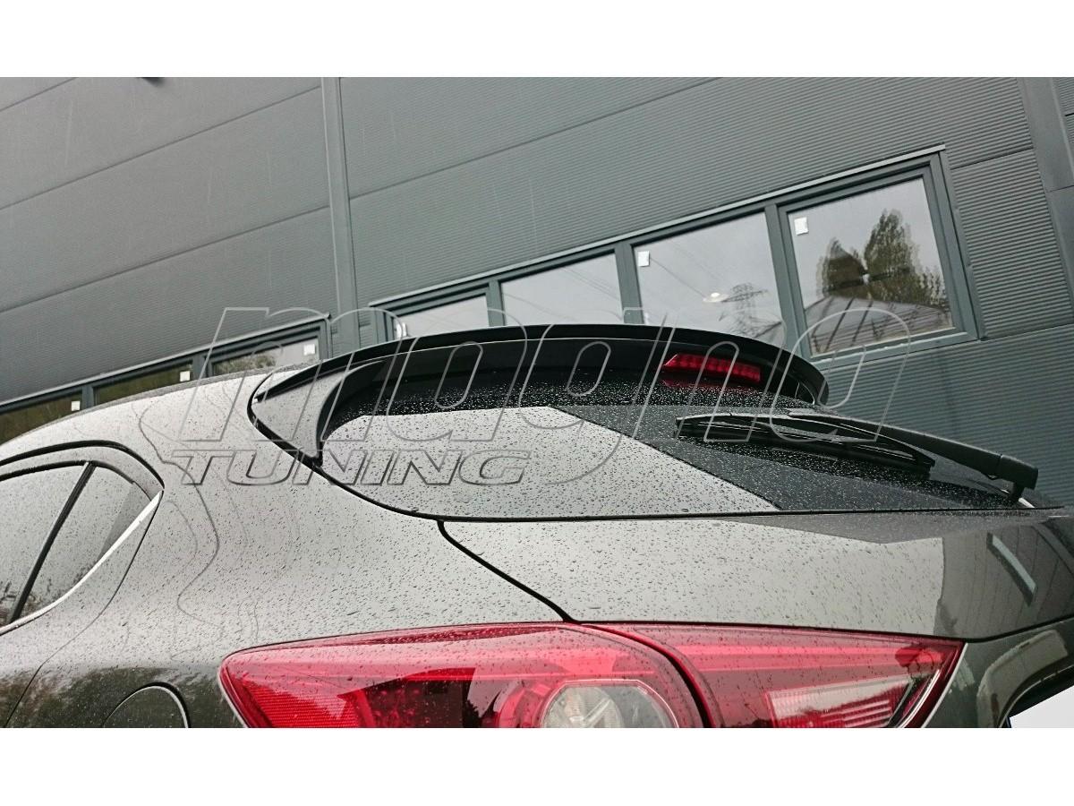 Mazda 3 BM MX Rear Wing