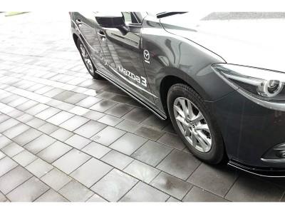 Mazda 3 BN MX Seitenschwelleransatze
