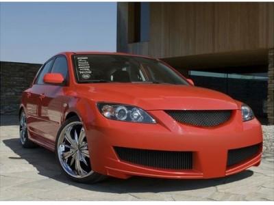 Mazda 3 Bara Fata EDS