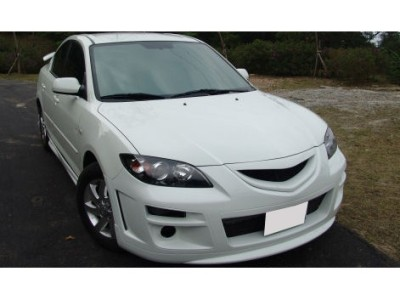 Mazda 3 Body Kit Cyclone