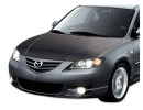 Mazda 3 Capota OEM Fibra De Carbon