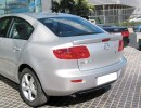 Mazda 3 Clean Rear Wing