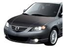 Mazda 3 OEM Karbon Motorhazteto