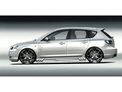 Mazda 3 Power Seitenschwellern