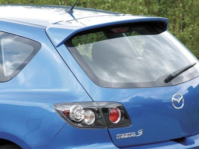 Mazda 3 Sport Heckflugel