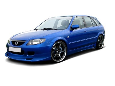 Mazda 323 F BJ Facelift J-Style Front Bumper Extension