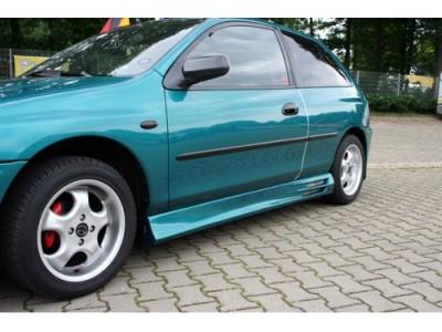 Mazda 323 P Tokyo Seitenschwellern